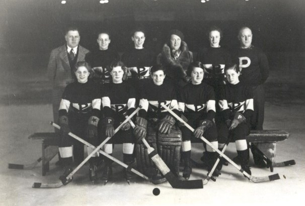 Preston Rivulettes Hockey Team