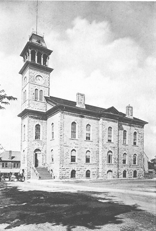 Historic City Hall Galt