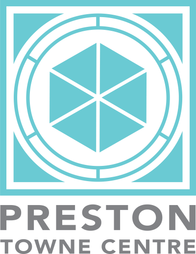 preston town centre logo