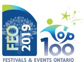 Festival and Events Ontario Top 100 logo