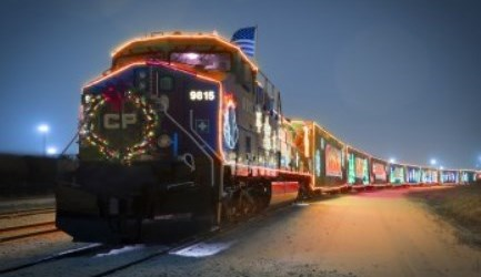 CP Holiday Train photo