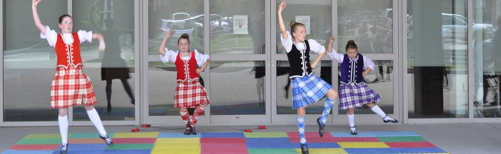 Scottish Festival Dancers