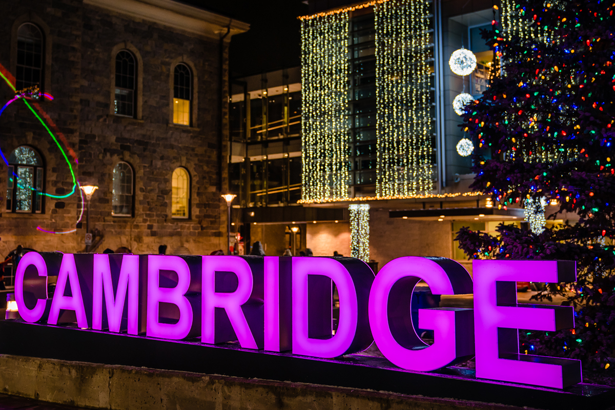 cambridge letters photo