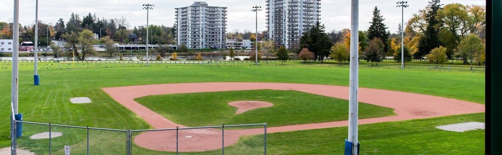 Cambridge sportsfield