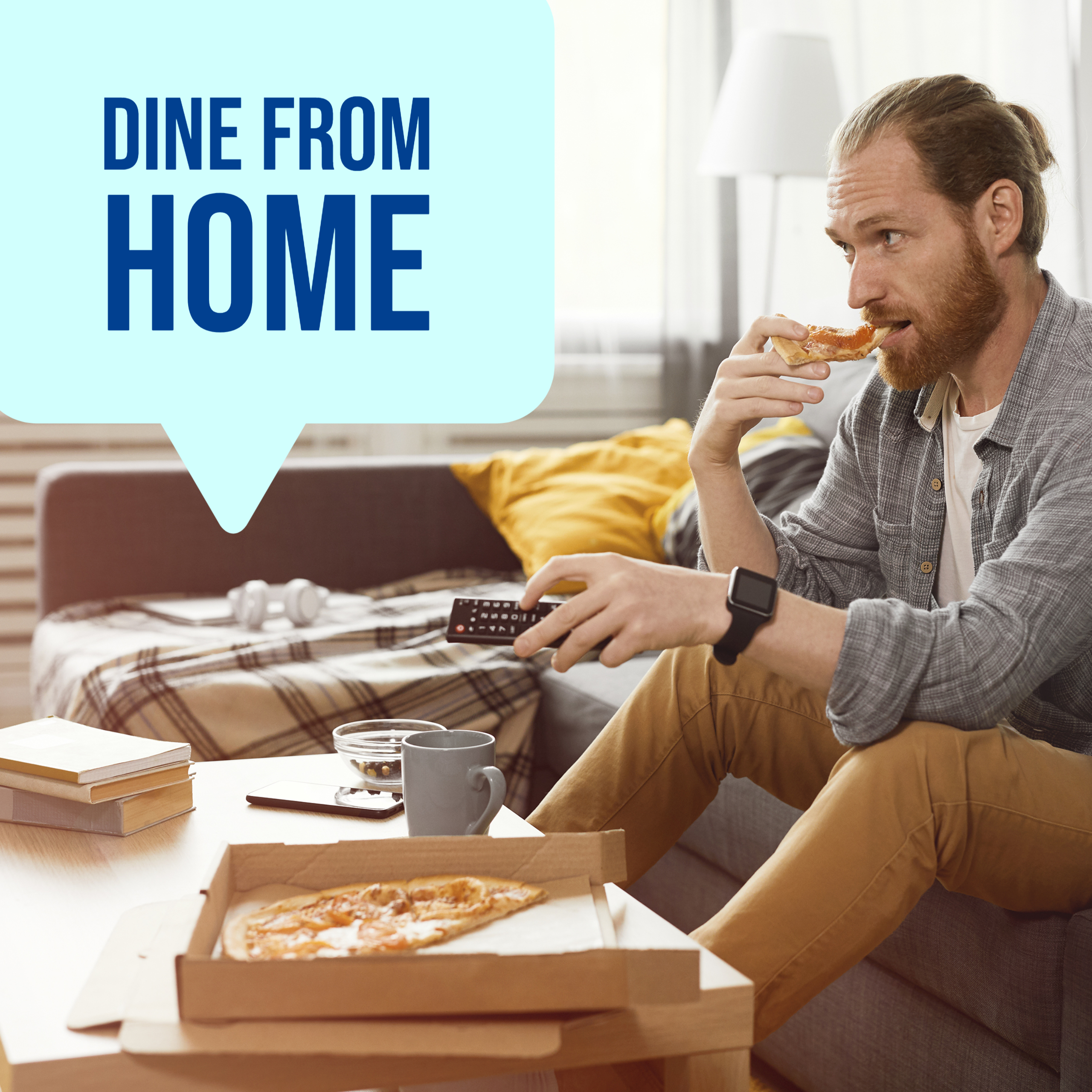 Dine From Home