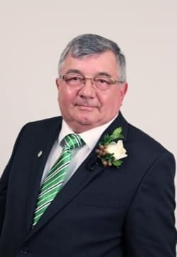 Portrait of Councillor Mike Devine
